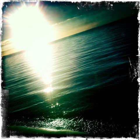 Day 22. Miami Sunset