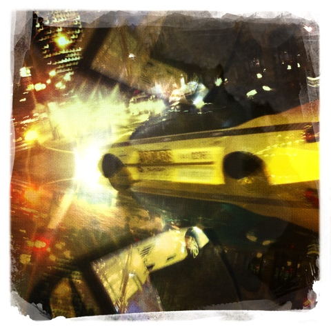 Day 24. Taxi Attack!