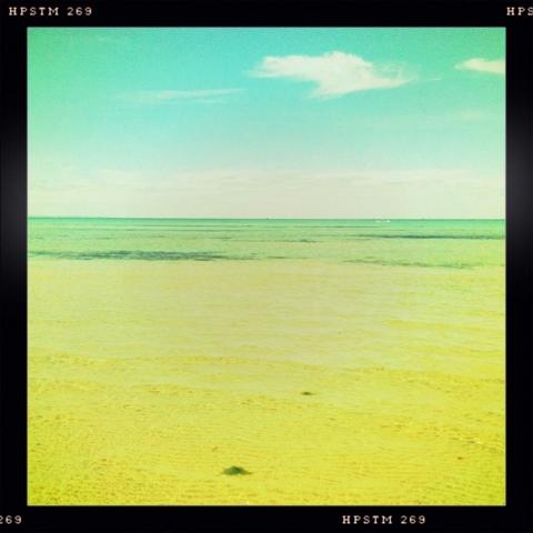 Day 25. Beside the seaside
