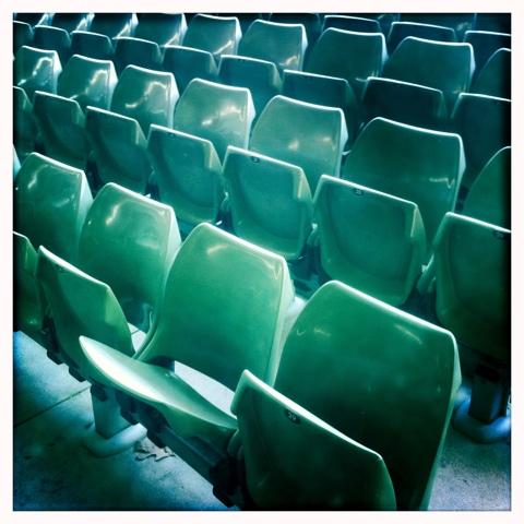 Day 86. Take A Seat