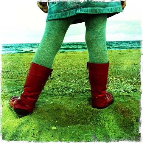 Day 101. These boots…