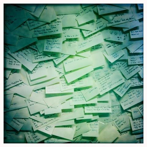 Day 150. Sticky Notes
