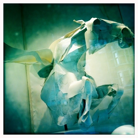 Day 158. Paper Pegasus