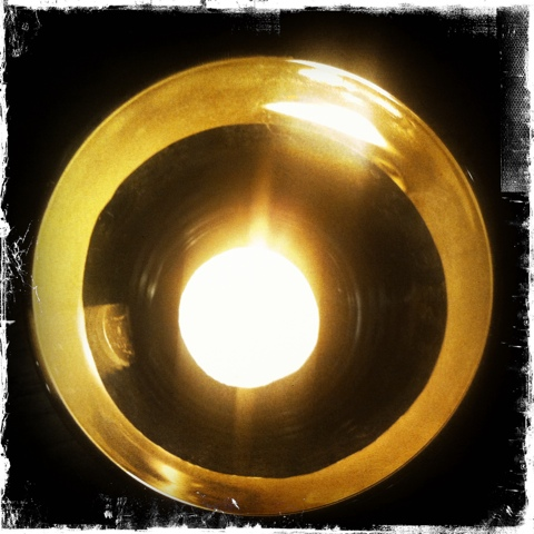 Day 161. Candle Lit