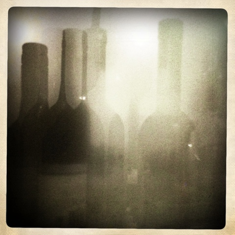 Day 171. Ghost Bottles