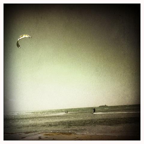 Day 199. Kite Surfin!