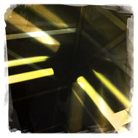 Day 207. Elevator Ride