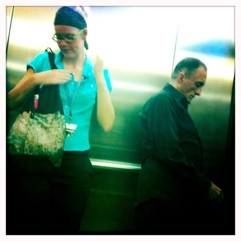 Day 210. Elevator Happenings