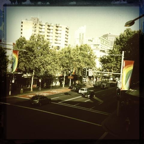 Day 224. Rainbow City