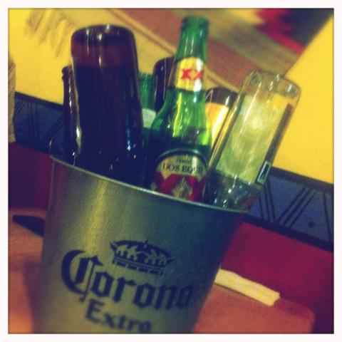 Day 389. Bucket o' Beer