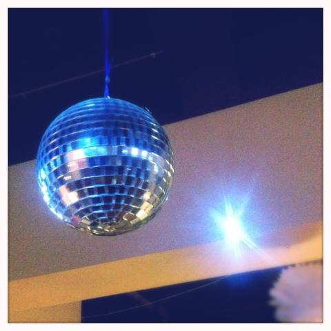 Day 393. Shiny Disco Ball