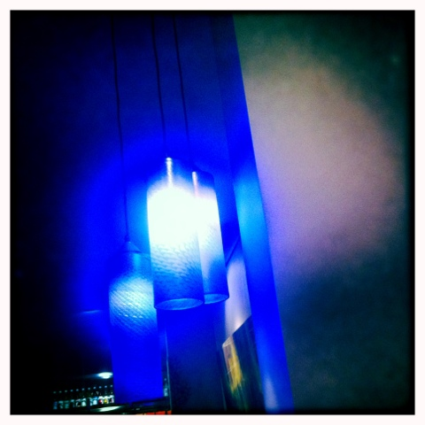 Day 403. Blue Light District
