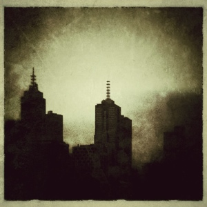 Day 432. Melbourne Gloom