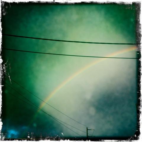 Day 446. Rainbow Lines