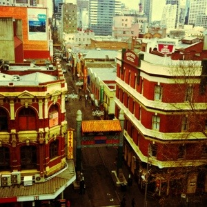 Day 487. China Town