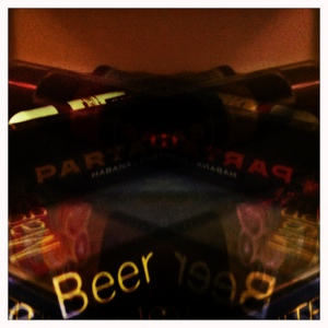 Day 495. Beer and Cigars