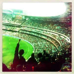 Day 503. Footy Fever