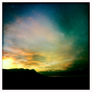 Day 511. Cessnock Sunset