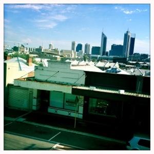 Day 575. Perth