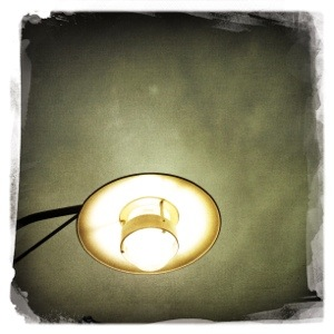 Day 598. Down Light