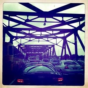 Day 600. Sydney Traffic
