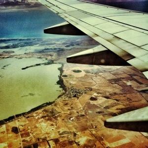 Day 616. jet flight