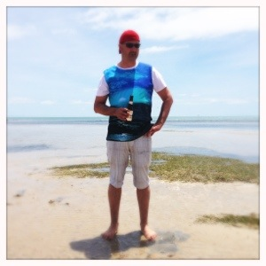 Day 639. Beach drinkin.
