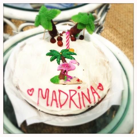 Day 657. Madrina Cake