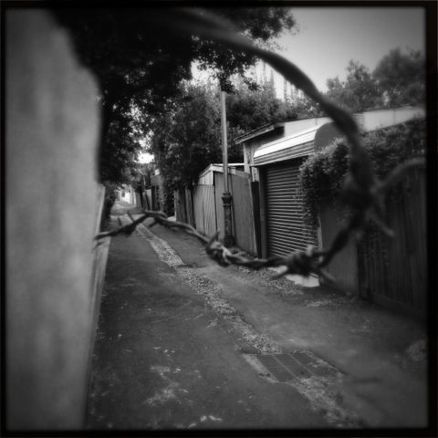 Day 676. Back Alley