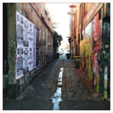 Day 694. Back Alley pt 3