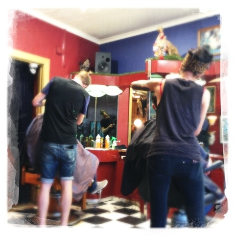 Day 710. Barbers at Work