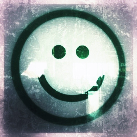 Day 757. happy face