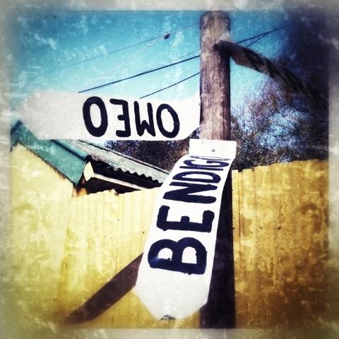 Day 768. bend…di…Go