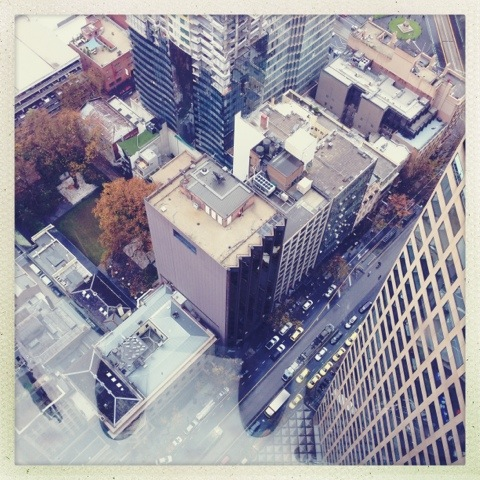 Day 802. birds eye view