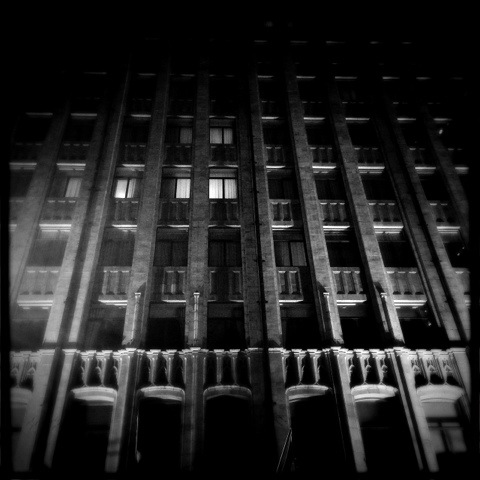 Day 840. Ghost Hotel