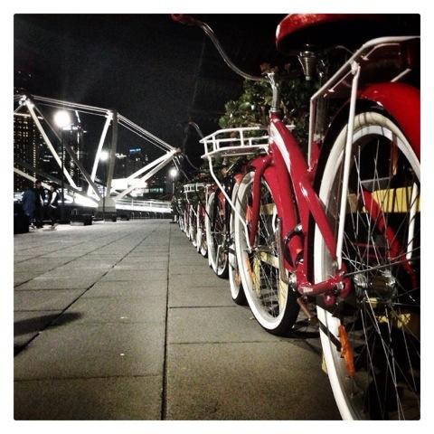 Day 906. Bikes Alike