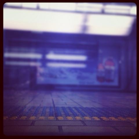 Day 925. subway ride