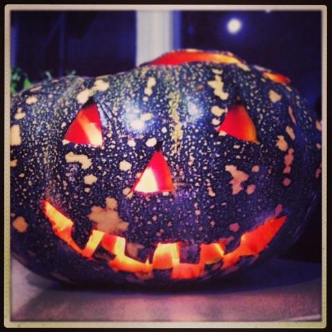 Day 943. pumpkin smiles…