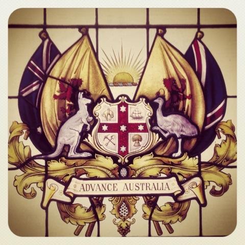 Day 965. advance australia