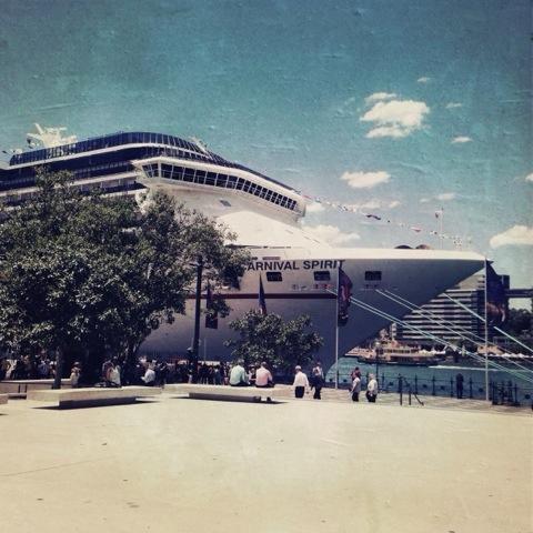 Day 979. ship a hoy