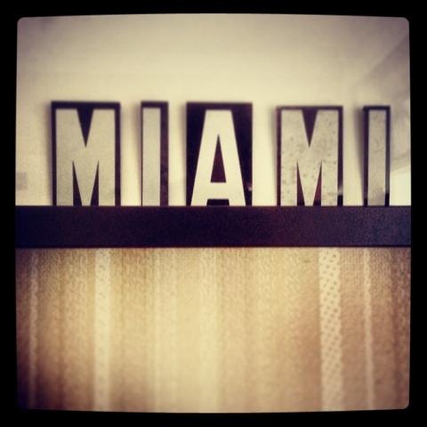 """Day 999. """"in Miami biatch"""""""