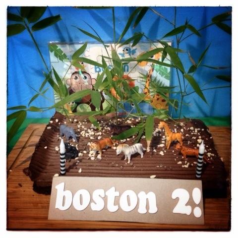 Day 1105. Happy Birthday Boston