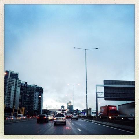 Day 1105. gloomy Melbourne…