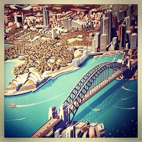 Day 1115. Sydney harbour…