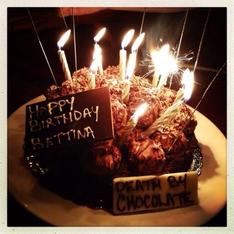 Day 1119. birthday death…