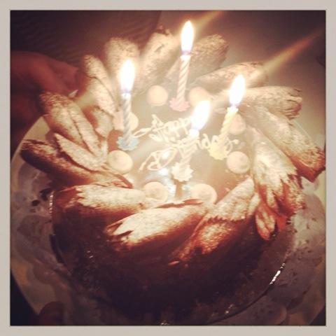 Day 1129. birthday bliss….