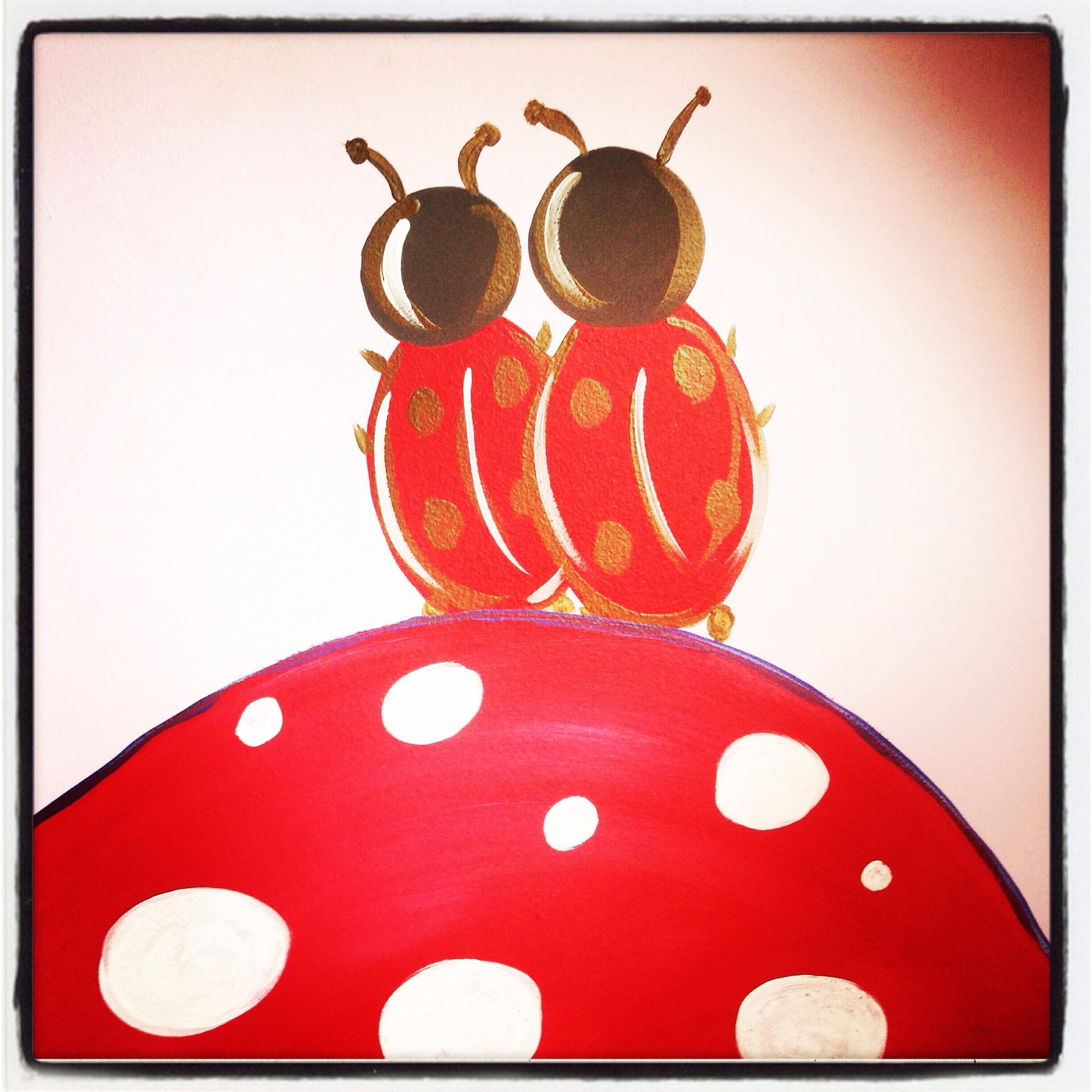 Day 1300. beetle love…