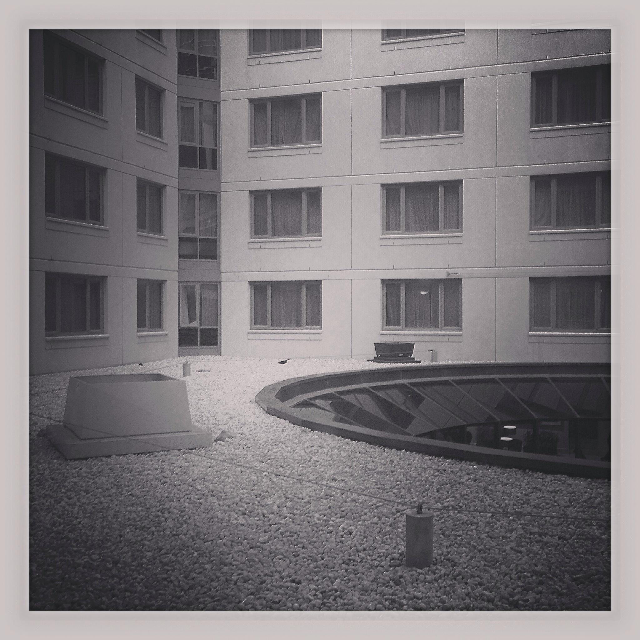 Day 1303. desolate…