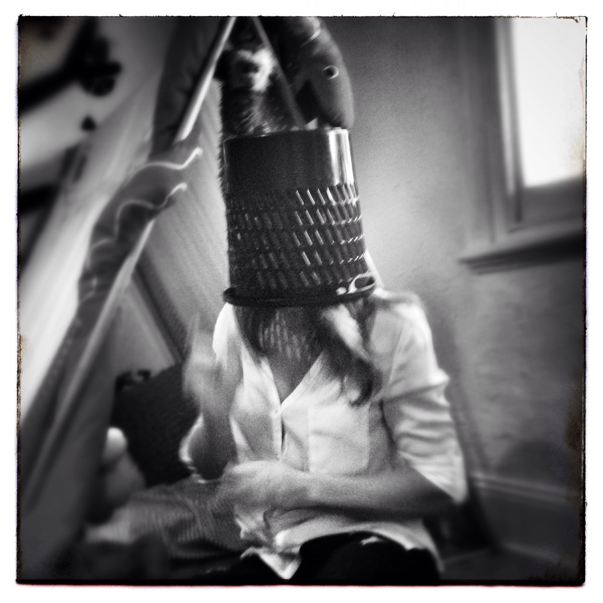 Day 1279. Mrs BucketHead
