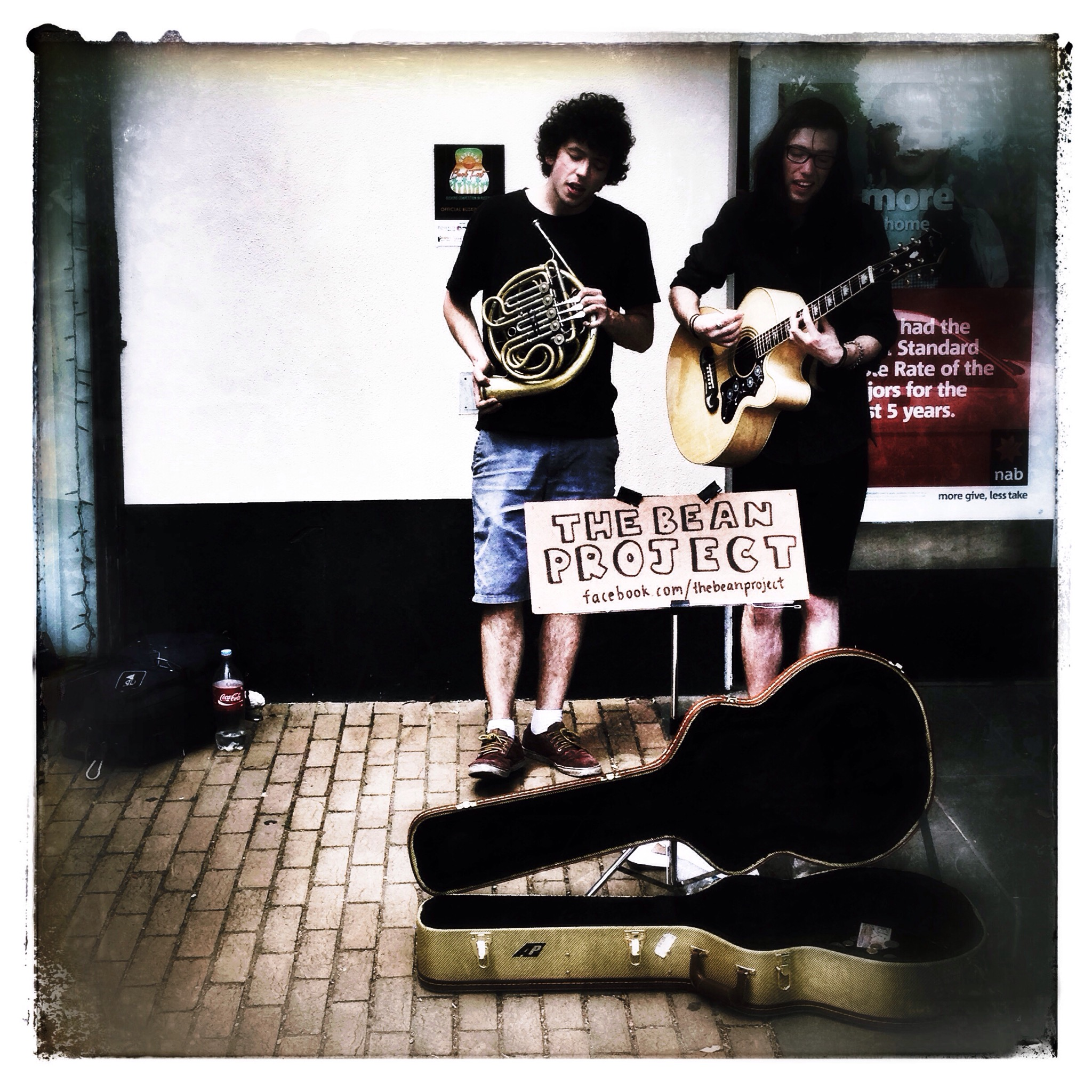 Day 1313. Buskers Extraordinaire